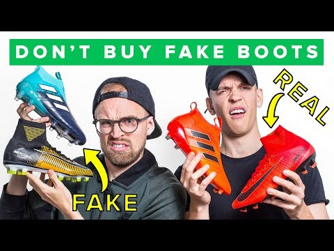 Download Youtube: WHY YOU SHOULDN'T BUY FAKE FOOTBALL BOOTS