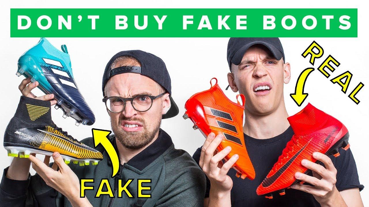 duplicate nike football shoes
