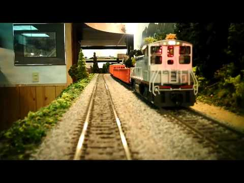 Don's Irace's Providence & Worcester Railroad