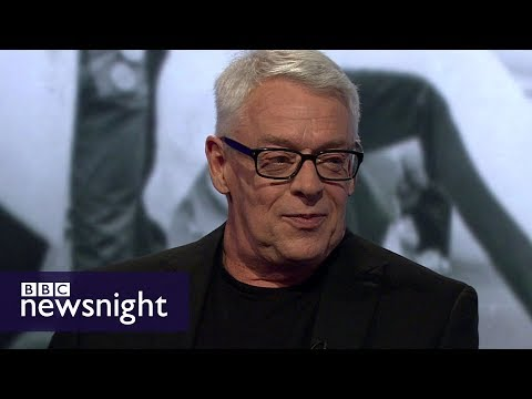 Cleve Jones: My struggle for LGBT rights over the decades - BBC Newsnight