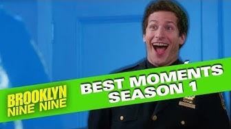 Season 1 BEST MOMENTS | Brooklyn Nine-Nine