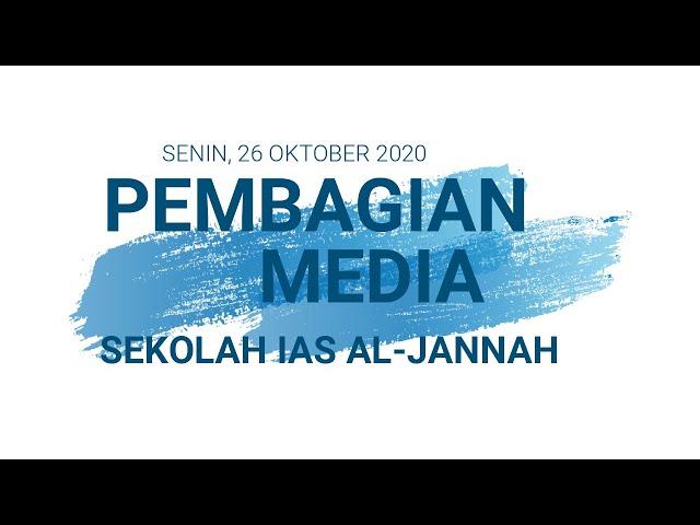 ILEARNING; PEMBAGIAN MEDIA BELAJAR LEVEL 1, 2 DAN 3 SEKOLAH IAS AL-JANNAH