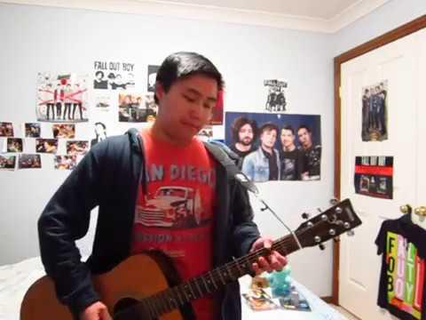 Fall Out Boy- Immortals/Enemies/Sending Postcards/Pretty In Punk (Guitar Medley)
