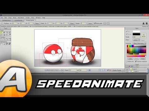 SpeedAnimate - Meet the STANS!
