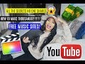 HOW TO START A YOUTUBE CHANNEL| TIPS NO ONE SHARES!!