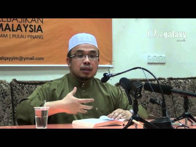 DR ASRI-Rwyt Muslim'Kiamat Akan Berlaku Dan Bangsa Rom Yg Paling Ramai'