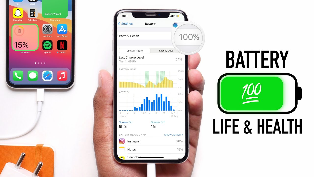 How to Improve iOS 14 Battery Life & Health!