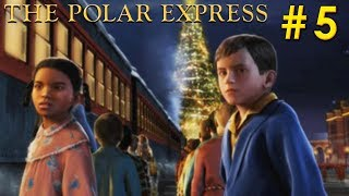 The Polar Express PC Gameplay Playthrough 1080p / Win 10 Chapter 5 The North Pole