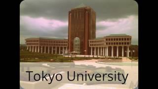 Universities of tokyo (part 3)