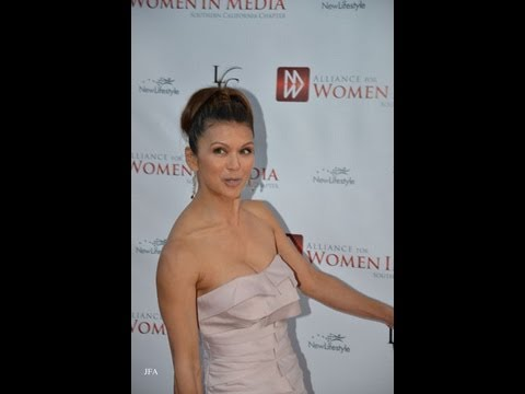 Interview with Nia Peeples at the 56th Annual Genii Awards
