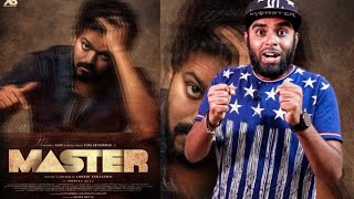 Master   Official First Look Reaction and Review
