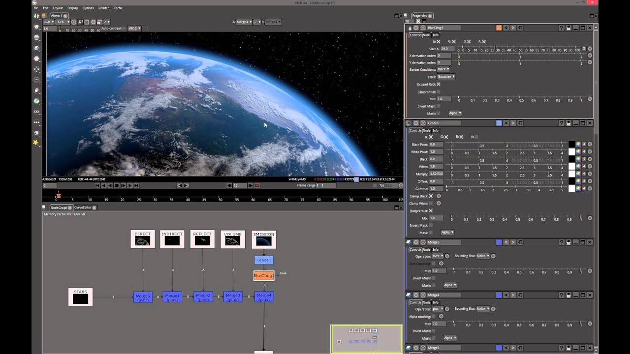 Natron 101: A pratical guide to node-based compositing