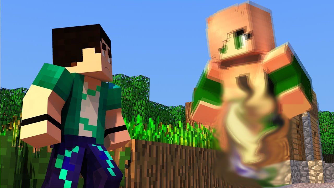 Minecraft vida real 7 a molly sumiu comes alive for Videos de minecraft en la vida real