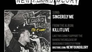 Sincerely Me is a live track off the upcoming album 'Kill It Live' ...