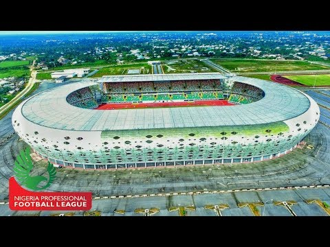 Nigeria Premier League Stadiums 2018