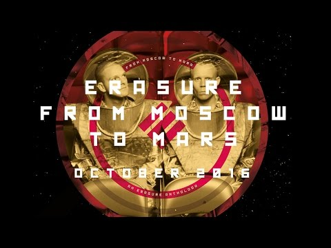 ERASURE - From Moscow To Mars (30th Anniversary Anthology Trailer) Mp3