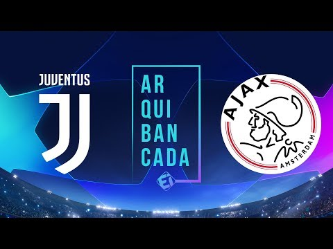 JUVENTUS X AJAX (NARRAÇÃO) - CHAMPIONS LEAGUE