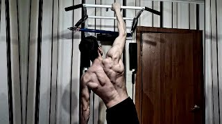 The Most Complete One Arm Pull Up Athlete