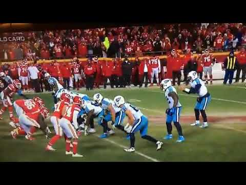 Revis GIVES up on most important play of Chiefs season