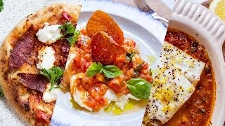 3 Things To Do With: Tomatoes