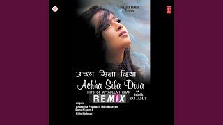 Download lagu Tujhe Bhulna To Chaha - Remix