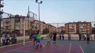 Sokak Basketbolu Smaç Blok ve daha fazlası fragman tadında   streetball