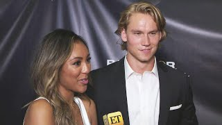 John Paul Jones and Tayshia Adams on How They Will Make It Work After 'BIP' (Exclusive)