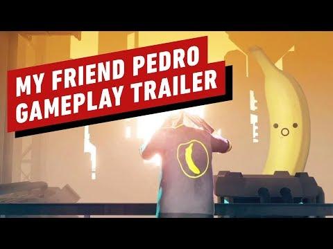 My Friend Pedro Gameplay Trailer