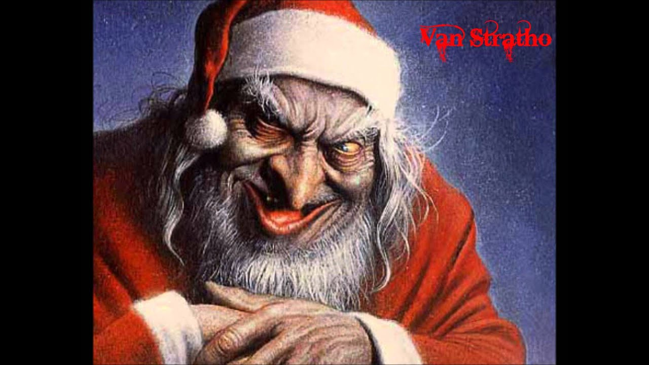 Petit papa noel (metal)   YouTube