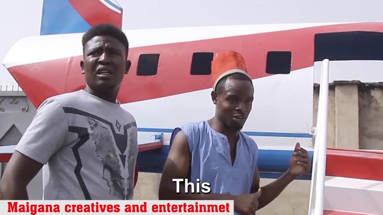 Download Aircraft Bargain_ Cinikin Jirgi (Latest comedy) Subtitled in English- Jahilin malami- Babulaye