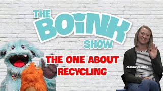 The One About Recycling