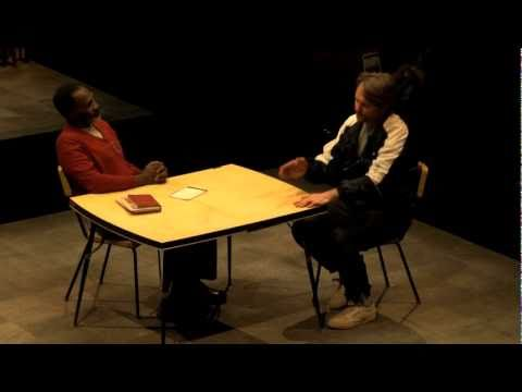 """""""White"""" - An Inside Look at THE SUNSET LIMITED at Triad Stage"""