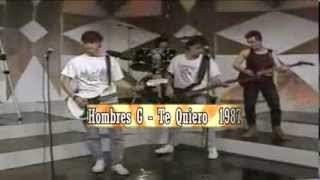 Hombres G - Te quiero HD - HQ (vídeo oficial) audio digital