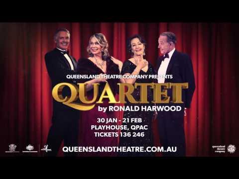 Quartet now on sale at QPAC