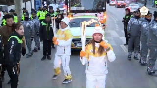 2018 평창 동계올림픽대회 성화봉송 생중계-90일차(PyeongChang 2018 Olympic Torch Relay Live-Day90)