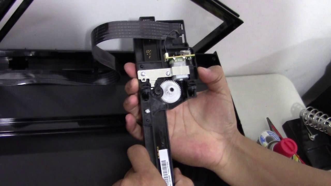 Como Reparar Multifuncional Error De Escaner Youtube