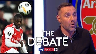 Is Pepe going to kick on after two goals in the Europa League? | The Debate | Murray and Boyd