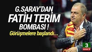 SON DAKIKA İMPARATOR FATİH TERİM GALATASARAYDA !!