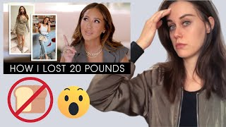 Weight Loss Coach Reacts to Adrienne Bailon's Weight Loss
