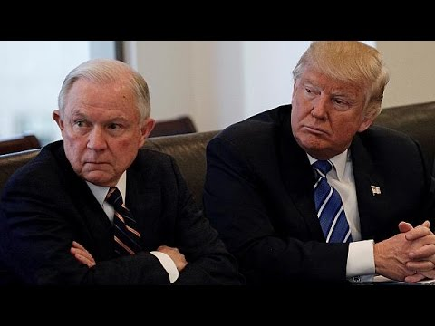 US Attorney General Jeff Sessions facing calls to quit over Russian contact allegations