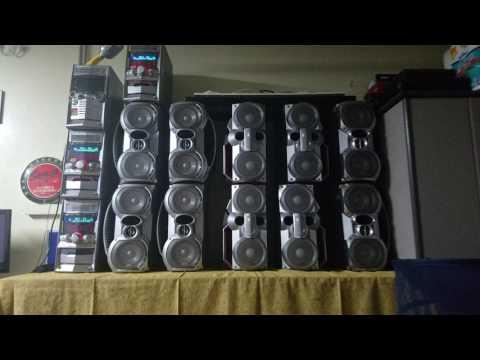 Jvc stereo system hx z30 hx z3