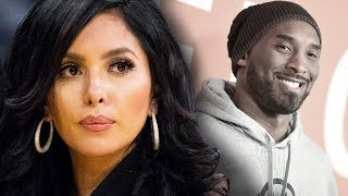 Vanessa Bryant Reacts To Kobe Bryant Crash Site Photos Being Leaked & Shared