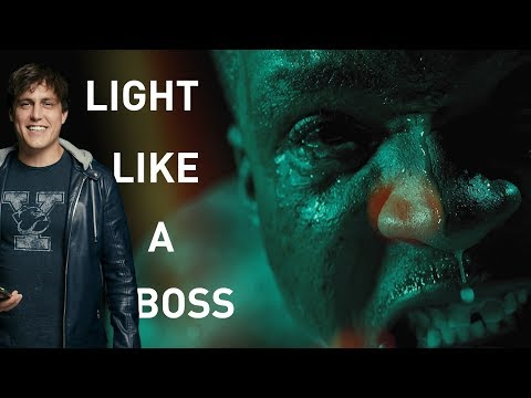 Lighting Your Music Video Like A BOSS  (w/ Director Kyle White)