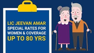 LIC JEEVAN AMAR: KNOW YOUR POLICY BEFORE PURCHASING