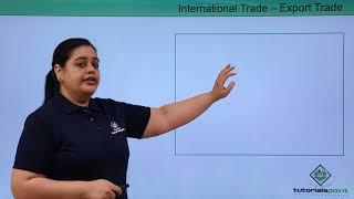 Export Trade - Procedure
