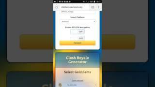 Cara Hack Clash Royale 100 % Succes!