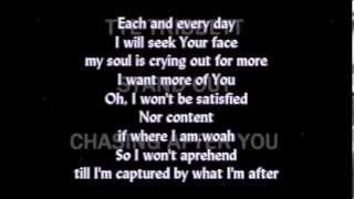 Chasing After You - Tye Tribbett