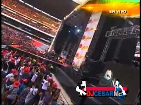 3BallMTY   Besos Al Aire Ft Amrica Sierra HD 2012 LIVE