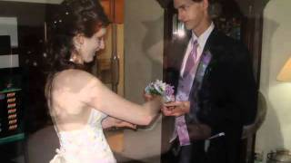Tiffany's 2010 Prom With James1.wmv