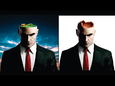 How To Create | Hollow Head | Best Photoshop Effect | Photoshop Tutorial | Easy Lessons thumbnail